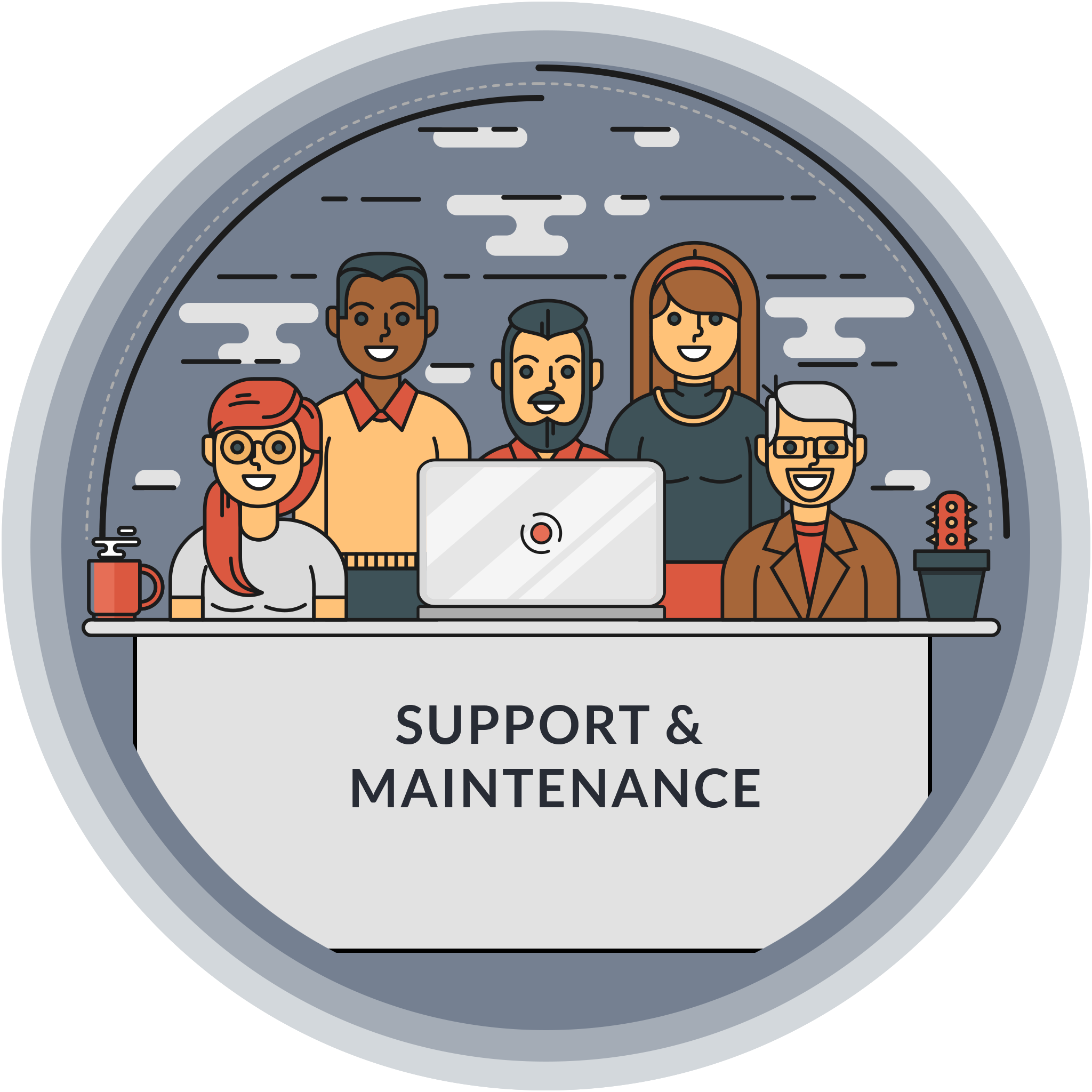 Support and Maintenance Services