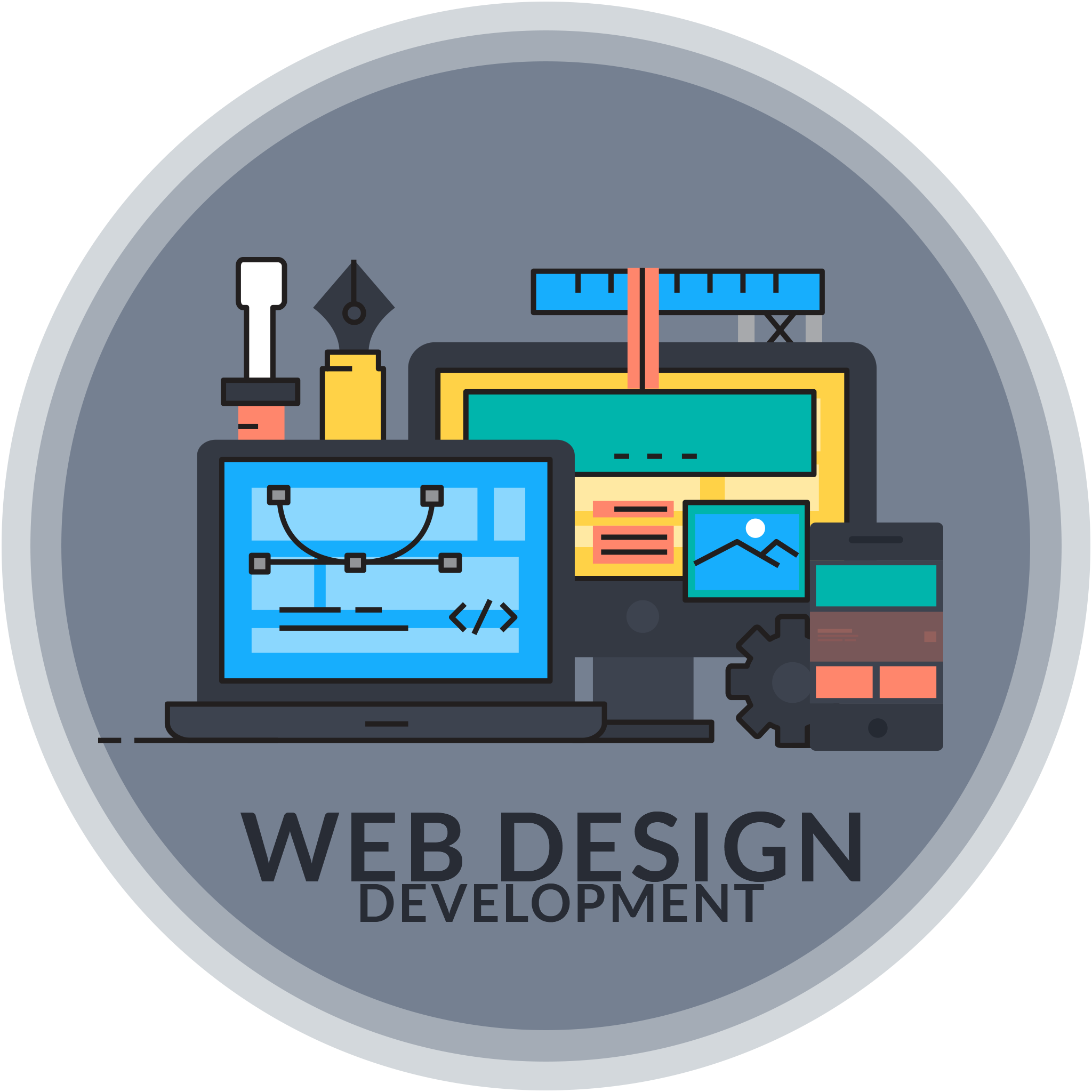 Benefits of Web Design and Development