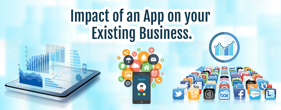 Impact of an App on your Existing Business.