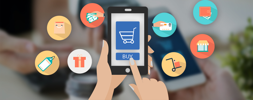 Ecommerce Websites Are Evolve Into Mobile Shopping Apps.