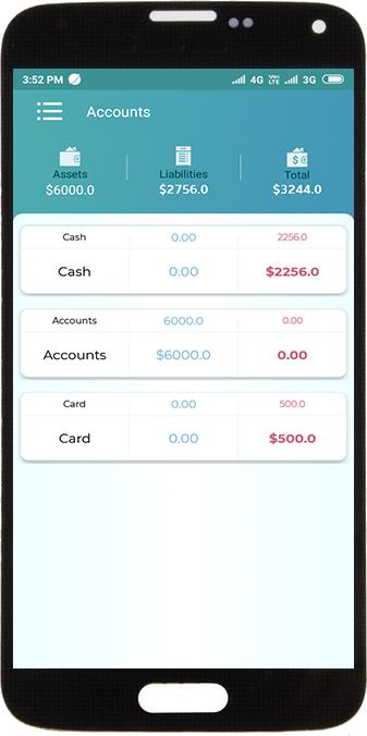 Check your accounts balance