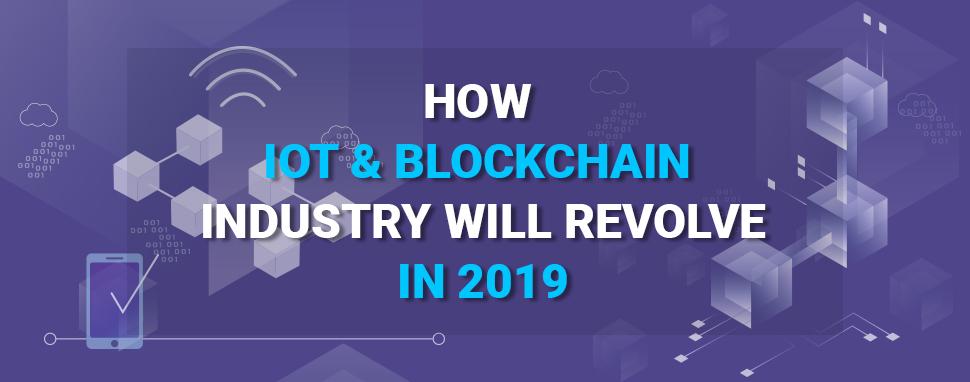 Blockchain IOT development