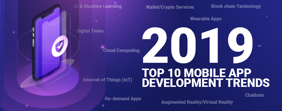 Top 10 Mobile App Development trends in 2019 - SSTECH SYSTEM