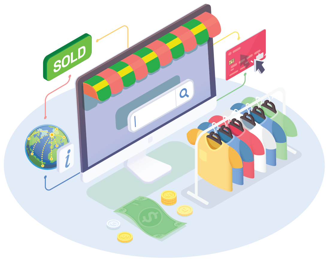 ecommerce store Integration