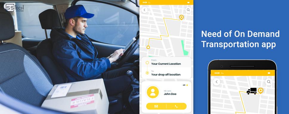 On Demand Transportation App