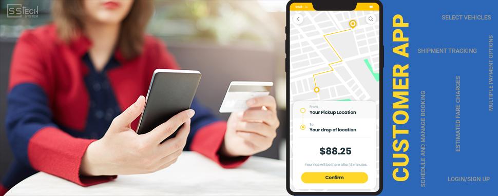 Customer App
