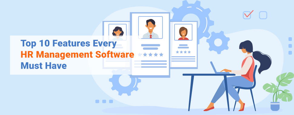 HRMS Software Features
