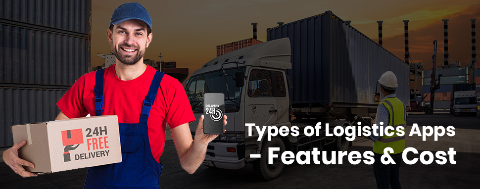 Logistics Apps