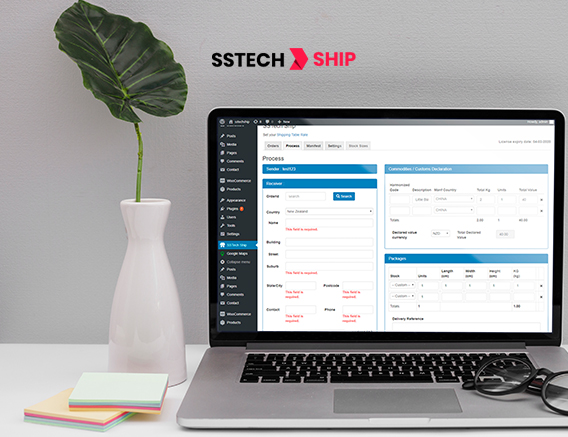 SSTech Ship