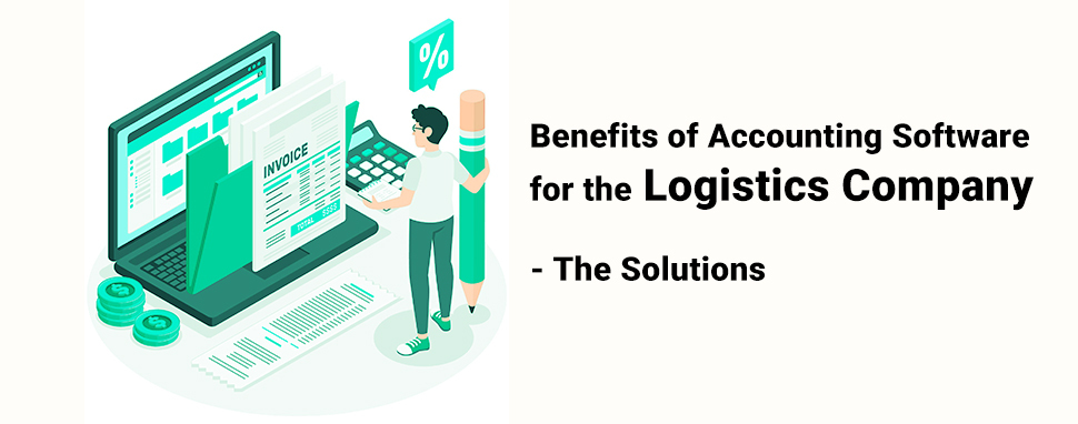 Logistics accounting software
