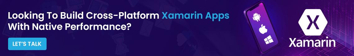 Xamarin Application Development
