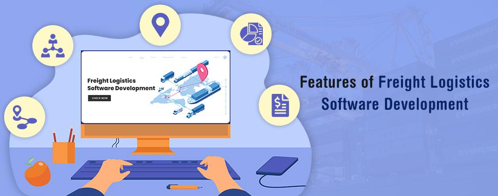 freight logistics software development